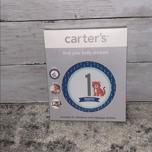 Carter's | First Year Monthly Baby Stickers